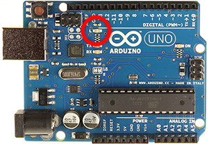 Arduino Onboard LED